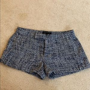 Banana Republic Tweed Short size 0